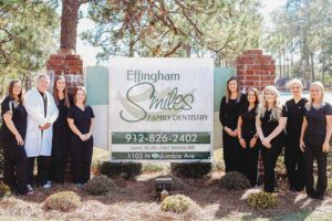 Effingham Smiles Family Dentistry Outside Photo